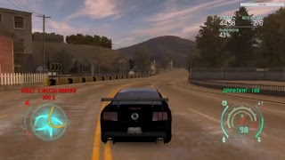 играю в Need for Speed Undercover