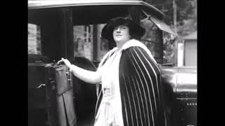 Elsie Baker - Hush-a-Bye Ma Baby 1916 (The Missouri Waltz) As Edna Brown
