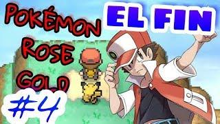 Pokémon Rose Gold Ep4 | EL FIN DE LA AVENTURA DE ROJO