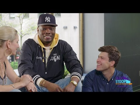 Thumbnail: Talk Stoop Featuring Michael Che & Colin Jost