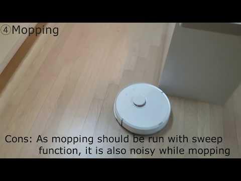 Xiaomi Robot Vacuum 2 - ③Mopping (New Generation) 샤오미 로봇청소기 2세대 물걸레 청소