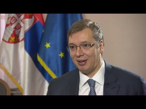 Serbian PM: Tycoons not running country