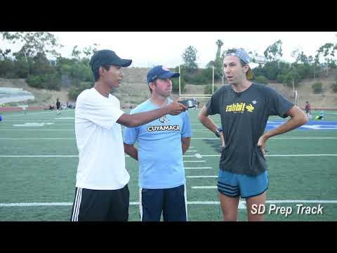 2x OLYMPIAN Tim Seaman and Alex Bellavance on racewalking