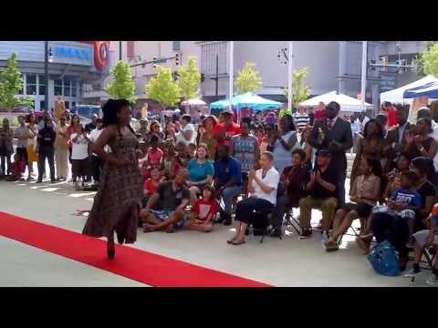 Fashion Show Taste Of Africa 2013 Models