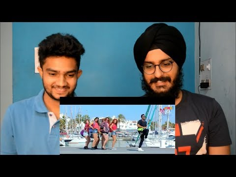 Jaaruko Song REACTION - Allu Arjun, Upendra, Sneha