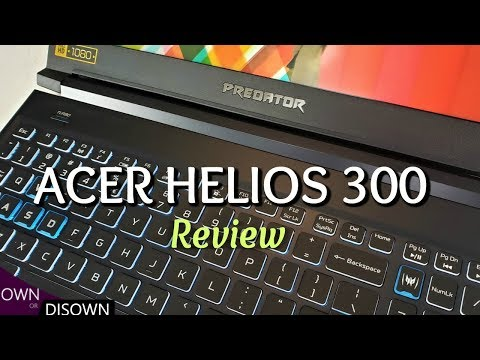 ACER PREDATOR HELIOS 300 REVIEW - IT JUST GETS BETTER!