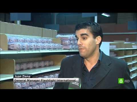 Entrevista Fleshlight la Sexta Noticias