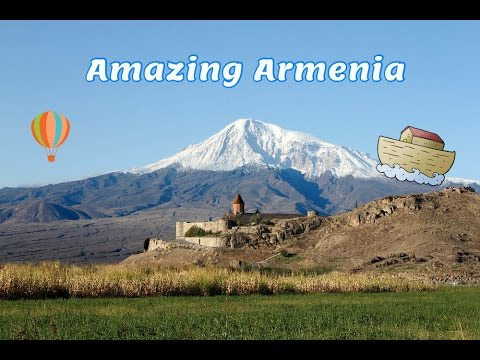 Visit Armenia - exciting travel around ancient and hospitable country