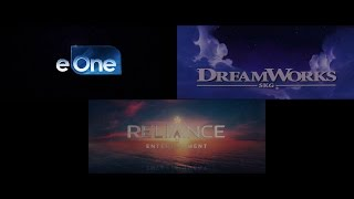 Entertainment One/Dreamworks/Reliance Entertainment