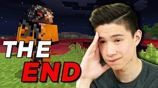 THE END OF TEST STEVE FOREVER? (Scary Survival)