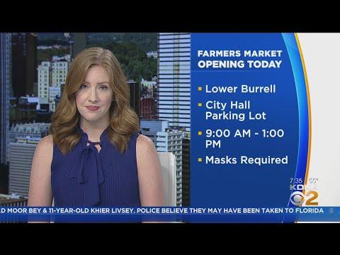Lower Burrell Farmer's Market Reopens