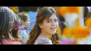 #chitralahari #premavennela Prema Vennela song | Chitralahari | ft Surya and Samantha