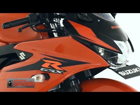 GSX-R150 เปิด 84,900 - 88,900 บาท กับดีลเลอร์ 21 มี.ค.60 ฉลอง 50 ปี : motorcycle tv