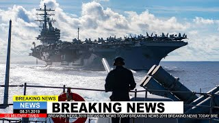 Tension Escalated: UK Deploy New Aircraft Carrier to the South China Sea