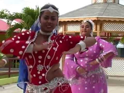 wedding song - trinidad multicultural dance group of Gasparillo