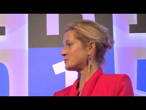 Martha Lane Fox: We Need a Generation of 'Women Warriors' in Tech | WIRED 2015 | WIRED