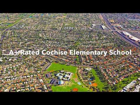 Best McCormick Ranch neighborhood next to Cochise Elementary School