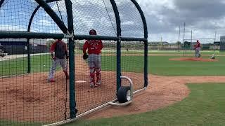 Video: Johan Oviedo, Cardinals prospect
