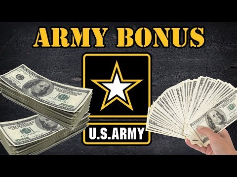 Earning More Money When Joining The Army