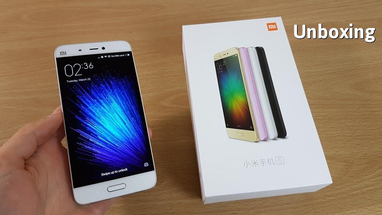 Xiaomi Mi5 White