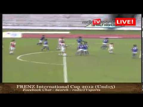 Live Match 01 SLAVIA P (CZE) vs MALAYSIA  @ Stadium MBPJ Kelana Jaya