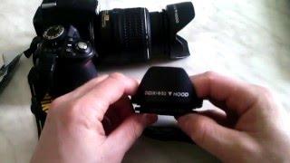 бленда для объектива Nikon обзор покупки с aliexpress(Бленда для объектива Nikon 52 мм ссылка на покупку http://ali.pub/0c43b., 2016-03-14T09:41:30.000Z)