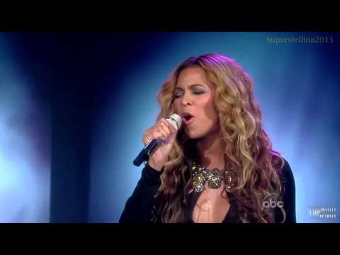 Beyoncé: 1+1  (Live On The View 2011) -  HD