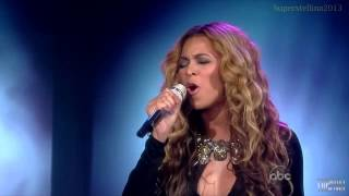 Beyoncé: 1+1  (Live On The View 2011) -  HD