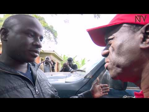 Besigye arrested by police, taken to Naggalama
