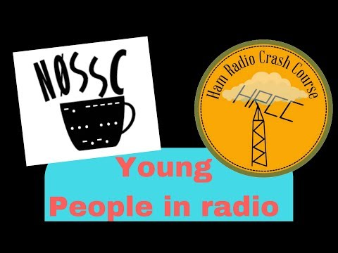Youth In Amateur Radio With Sterling Coffey N0SSC | HRCC