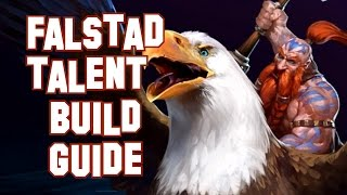 Heroes of the Storm - Falstad Talent Build Guide