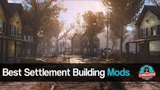 fallout 4 best settlement building mods 2017