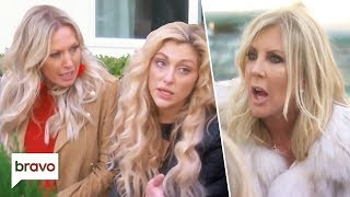 Vicki Gunvalson Is Confronted By Gina & Braunwyn For Spreading Rumors | RHOC Highlights (S14 Ep3)