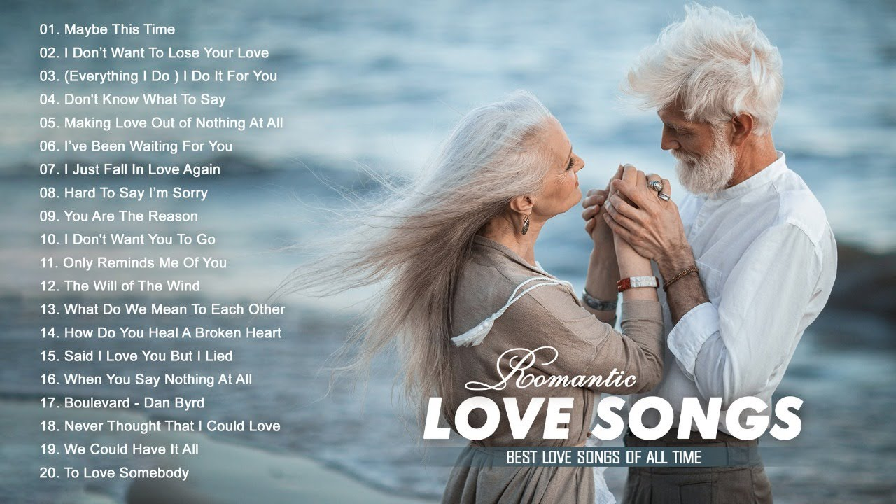 Most Old Beautiful Love Songs Of 70s 80s 90s Best Romantic Love Songs About Falling In Love Youtube