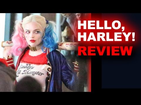 Margot Robbie as Harley Quinn FIRST LOOK Review