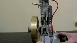 4 Stroke Single Cylinder Engine - from Gyroscope.com