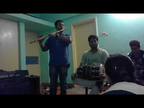 Jiv rangla flute by vikrant tare
