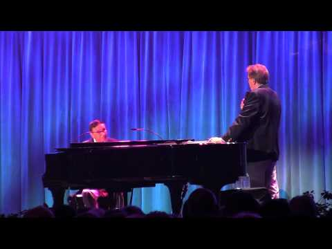Full Richard Sherman Disney Songbook concert performance at 2013 D23 Expo