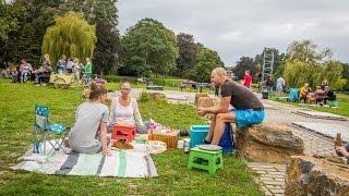 the greenest city in Europe ,in 2016, is Bergen op Zoom in the Netherlands.