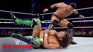 "The Miz responds to Daniel Bryan's series of ""Yes!"" Kicks with an ""..."