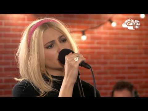 Pixie Lott - Wake Me Up / Cry Me Out (Capital FM Session)