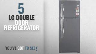 Top 10 Lg Double Door Refrigerator [2018]: LG 260 L 4 Star Frost-Free Double Door Refrigerator