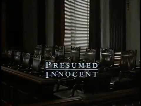 Opening to Presumed Innocent 1991 VHS [True HQ]
