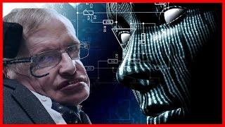 車椅子の天才理論物理学者ホーキング博士が危惧する2つのこと