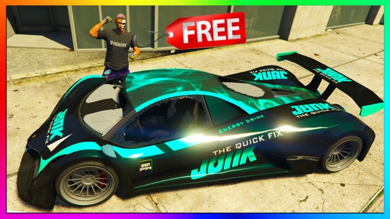 NEW CAR IS HERE, FREE Item, Principe