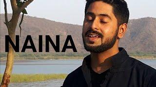 Download Hindi Video Songs - Naina - Dangal | Arijit Singh, Pritam | Sagar Lalwani (Cover)