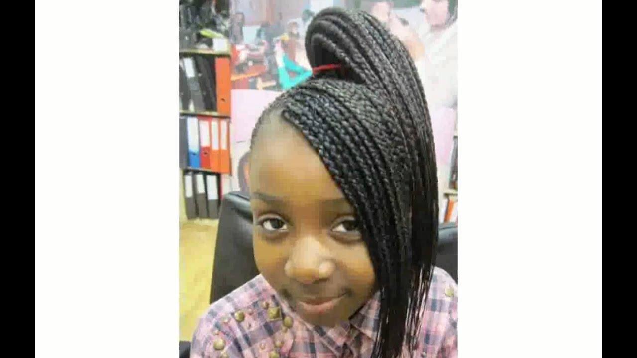 Black People Braided Hair Styles