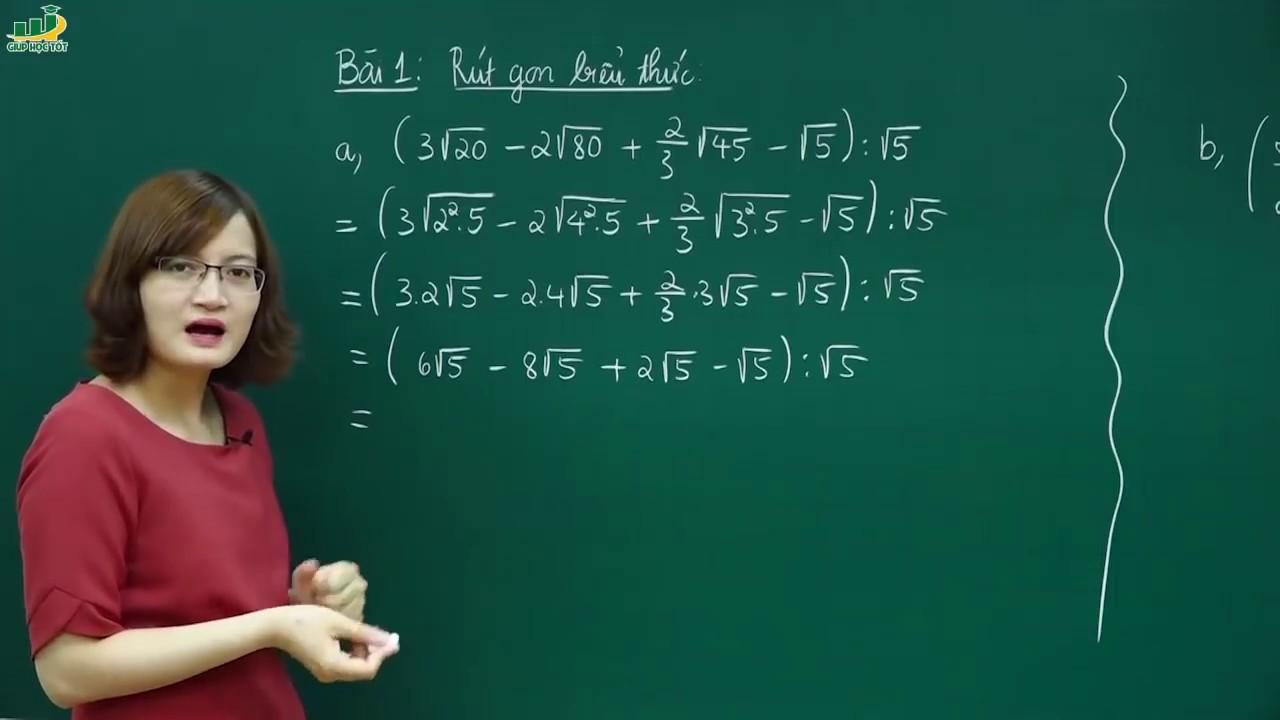 Toán Lớp 9 – Đề Thi Kiểm Tra Khảo Sát Giữa Học Kì 1 Môn Toán Lớp 9 Hk1– Đề Số 1