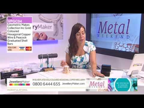 JewelleryMaker LIVE 21/08/2016 - 8am - 1pm
