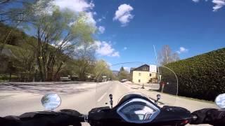 2015-04-21 Alpl - Höllental 9/12 - Vespa GTS 300ie ABS 2014 - GoPro Hero4 Black - 60 fps